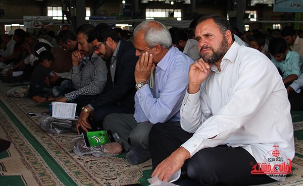 دعای روز عرفه در مصلای امام خامنه ای رفسنجان4