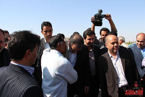 سفروزیر بهداشت به رفسنجان-خانه خشتی (3)
