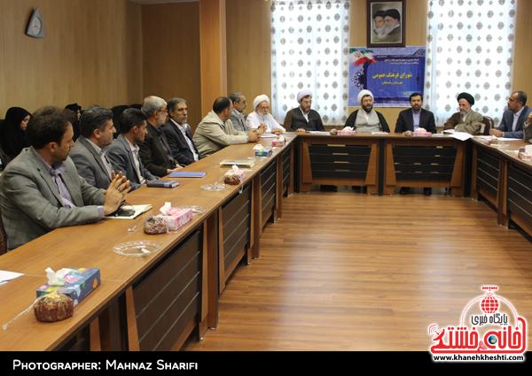 پخش زنده عزاداری عمومی رفسنجان در عصر تاسوعا از شبکه های سراسری