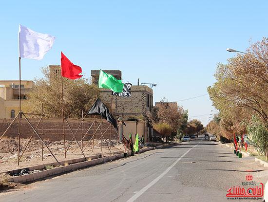 شور جوانان رفسنجانی در عزای حسینی-خانه خشتی (10)