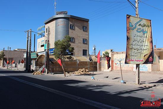 شور جوانان رفسنجانی در عزای حسینی-خانه خشتی (6)