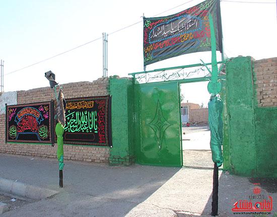 شور جوانان رفسنجانی در عزای حسینی-خانه خشتی (8)