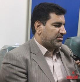 علی اسدی فرمانده سپاه رفسنجان