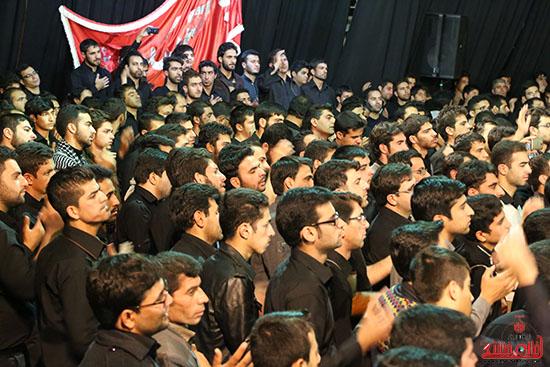 مراسم استقبال و وداع با شهید گمنام در رفسنجان (18)