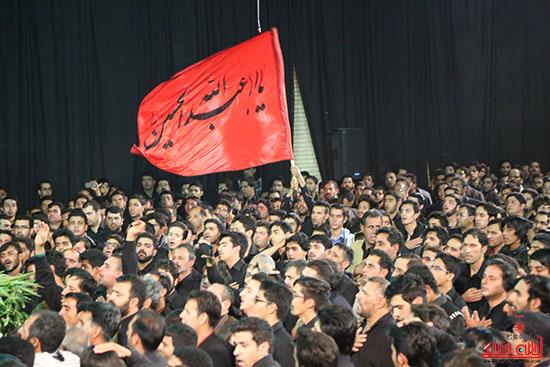 مراسم استقبال و وداع با شهید گمنام در رفسنجان (23)