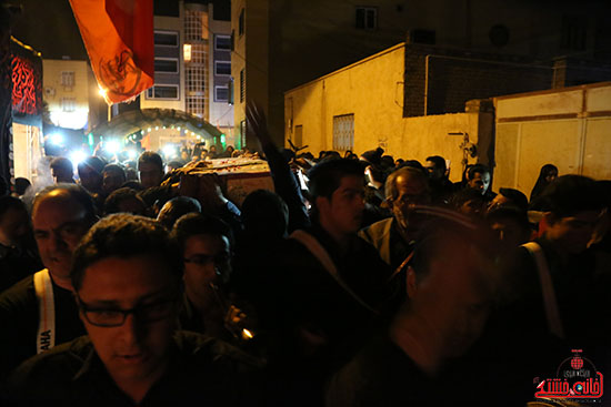 مراسم استقبال و وداع با شهید گمنام در رفسنجان (4)