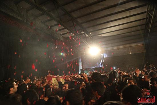 مراسم استقبال و وداع با شهید گمنام در رفسنجان (6)