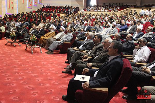 مراسم تودیع و معارفه رئیس دانشگاه ولیعصر رفسنجان4