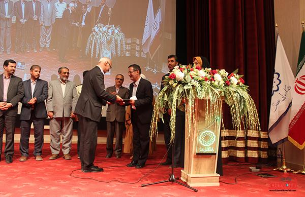 مراسم تودیع و معارفه رئیس دانشگاه ولیعصر رفسنجان5