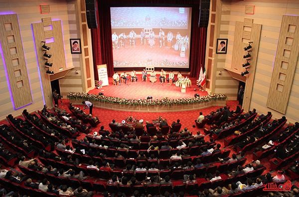 مراسم تودیع و معارفه رئیس دانشگاه ولیعصر رفسنجان6