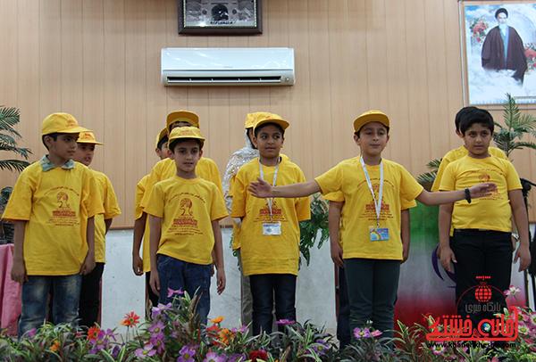 راهیابی دانش آموزان رفسنجانی به مسابقات جهانی مالزی