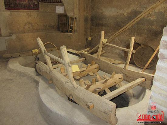 موزه مردم شناسی فردوس-خانه خشتی (10)
