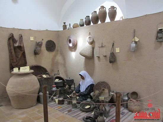 موزه مردم شناسی فردوس-خانه خشتی (12)