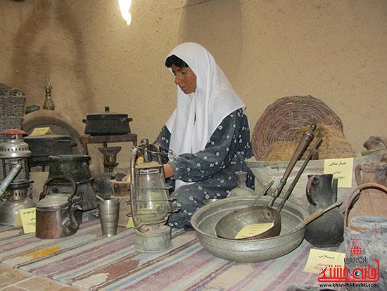 موزه مردم شناسی فردوس-خانه خشتی (13)