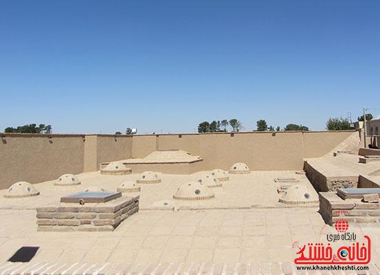موزه مردم شناسی فردوس-خانه خشتی (2)