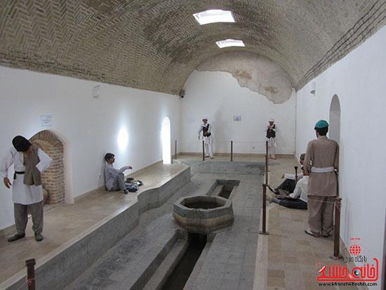 موزه مردم شناسی فردوس در قاب دوربین خانه خشتی