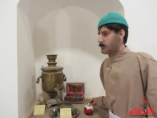 موزه مردم شناسی فردوس-خانه خشتی (7)