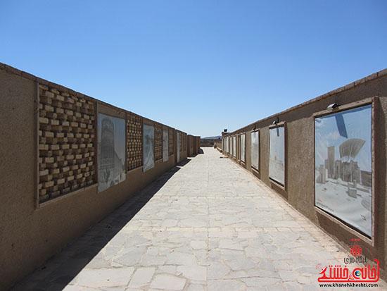 موزه مردم شناسی فردوس-خانه خشتی