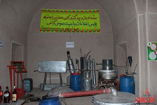 نمایشگاه آسیب های اجتماعی-رفسنجان-خانه خشتی (11)