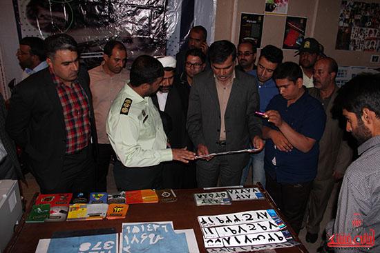 نمایشگاه آسیب های اجتماعی-رفسنجان-خانه خشتی (3)