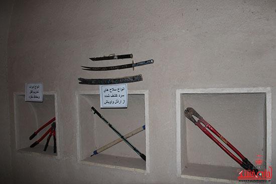 نمایشگاه آسیب های اجتماعی-رفسنجان-خانه خشتی (4)