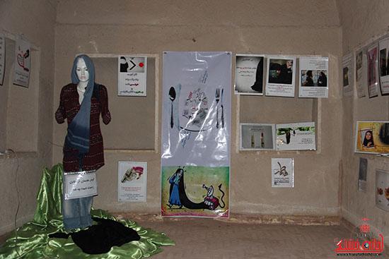 نمایشگاه آسیب های اجتماعی-رفسنجان-خانه خشتی (5)