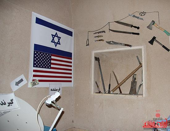 نمایشگاه آسیب های اجتماعی-رفسنجان-خانه خشتی (8)