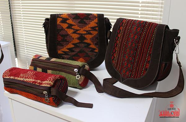 نمایشگاه محصولات گلیمی در رفسنجان4
