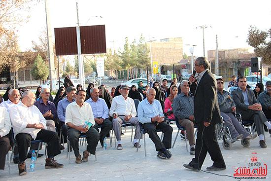 همایش شهر دوستدار سالمندان-رفسنجان،خانه خشتی (4)