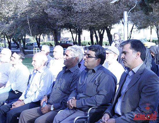 همایش شهر دوستدار سالمندان-رفسنجان،خانه خشتی