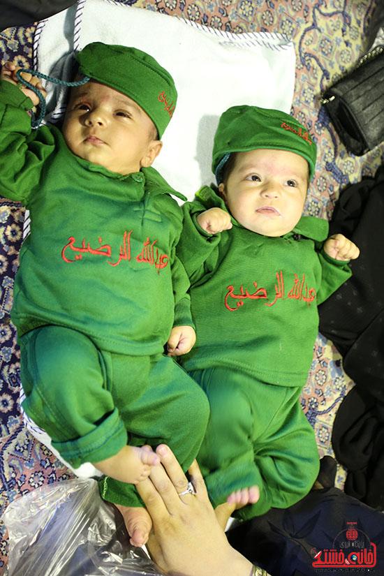 همایش شیرخوارگان حسینی در رفسنجان-خانه خشتی (11)