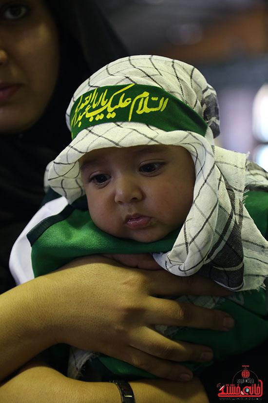 همایش شیرخوارگان حسینی در رفسنجان-خانه خشتی (14)