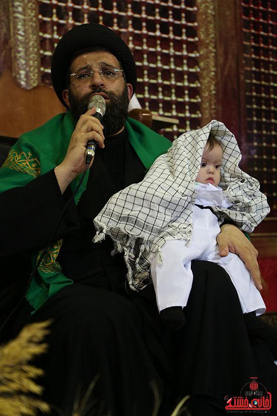 همایش شیرخوارگان حسینی در رفسنجان-خانه خشتی (15)
