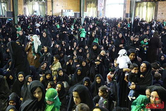 همایش شیرخوارگان حسینی در رفسنجان-خانه خشتی (18)
