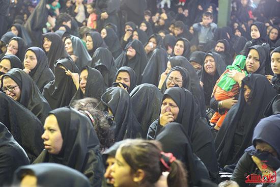 همایش شیرخوارگان حسینی در رفسنجان-خانه خشتی (19)