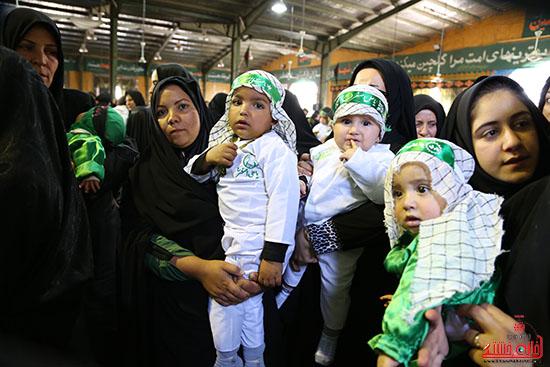 همایش شیرخوارگان حسینی در رفسنجان-خانه خشتی (20)