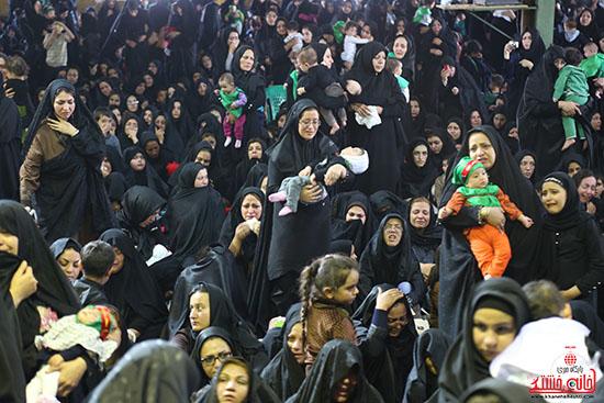 همایش شیرخوارگان حسینی در رفسنجان-خانه خشتی (21)