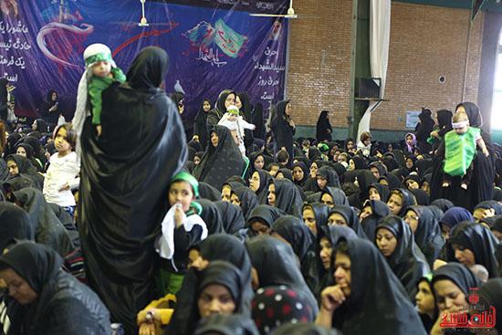 همایش شیرخوارگان حسینی در رفسنجان-خانه خشتی (4)