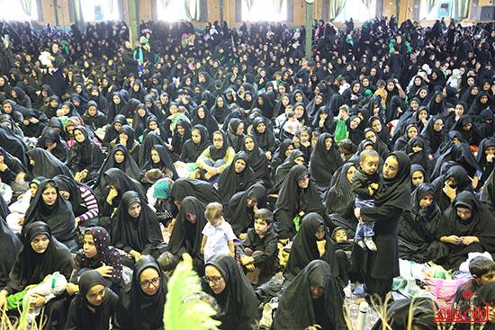 همایش شیرخوارگان حسینی در رفسنجان-خانه خشتی (6)