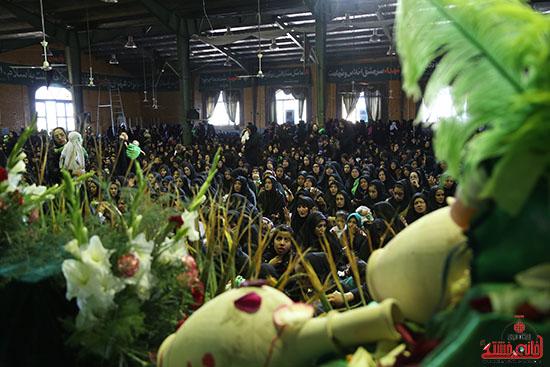 همایش شیرخوارگان حسینی در رفسنجان-خانه خشتی (7)