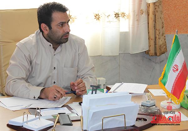 حضور ۵۱۰ ورزشکار بانو در المپیاد ورزشی کرمانیان در رفسنجان