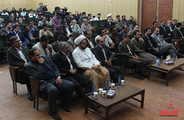4تودیع و معارفه رئیس اداره فرهنگ و ارشاد اسلامی رفسنجان