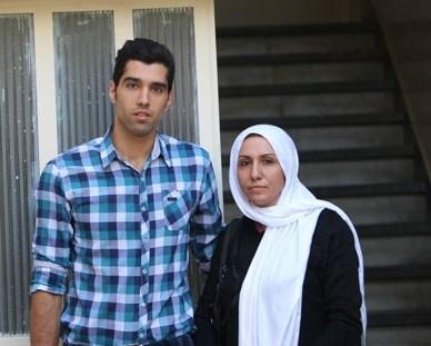 فوق ستاره تیم ملی والیبال ایران در کنار مادرش + عکس