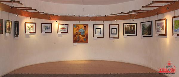 6نمایشگاه هنرهای تجسمی در رفسنجان