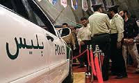 نمایشگاه پیشگیری از آسیب های اجتماعی پلیس رفسنجان افتتاح شد