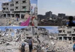 مشارکت می کنیم تا غزه روی پای خود بایستد