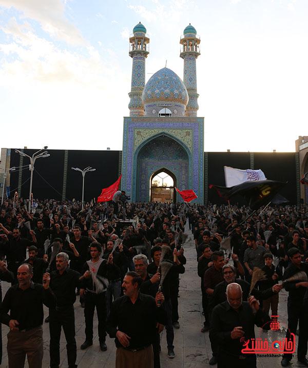 نمایش شور حسینی در مسجد جامع رفسنجان + عکس