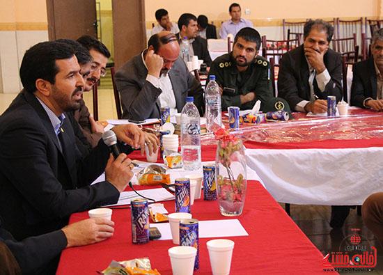 بازدید فرماندار از پروژه های بخش نوق رفسنجان-خانه خشتی (12)