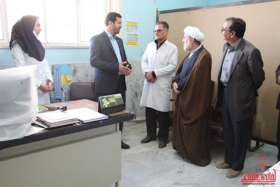 بازدید فرماندار از پروژه های بخش نوق رفسنجان-خانه خشتی (4)
