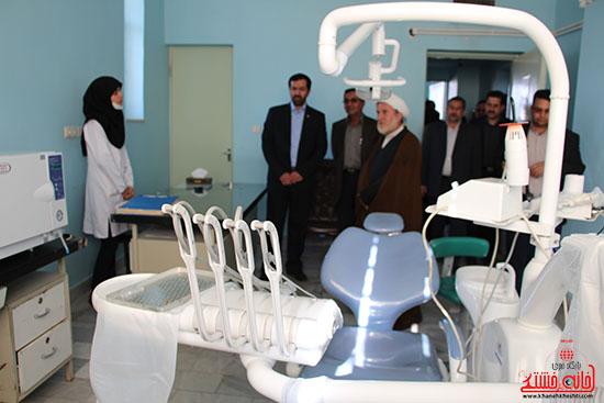 بازدید فرماندار از پروژه های بخش نوق رفسنجان-خانه خشتی (5)